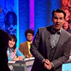 Jimmy Carr, Noel Fielding, and Richard Ayoade in The Big Fat Quiz of Everything (2016)