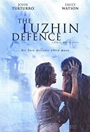 The Luzhin Defence Poster