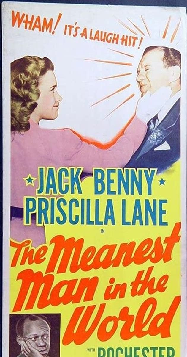 Image result for movie the meanest man in the world