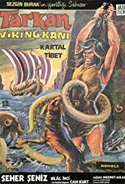 Tarkan and the Blood of the Vikings Poster