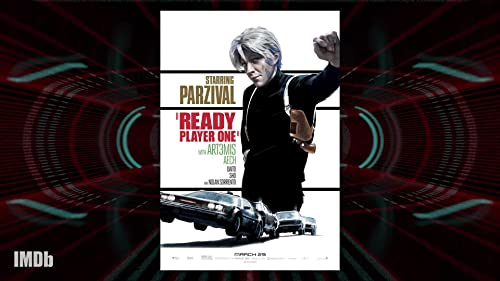 'Ready Player One' Posters Recreate Iconic Films