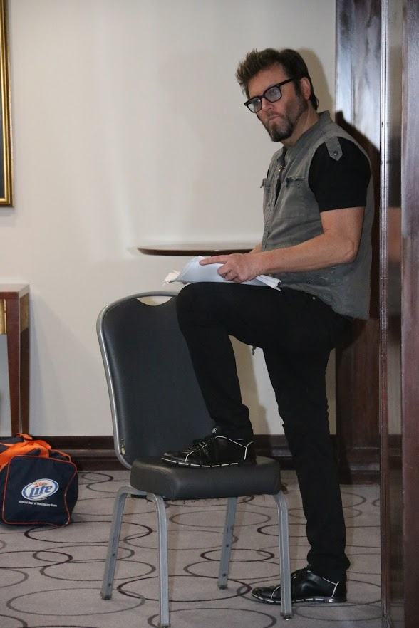 Nico Santucci in Sarogeto (2021)