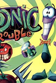 Tonic Trouble Poster