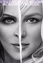 Britney Spears Feat. Madonna: Me Against the Music Poster