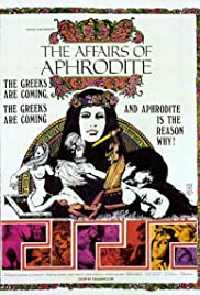 The Affairs of Aphrodite Poster