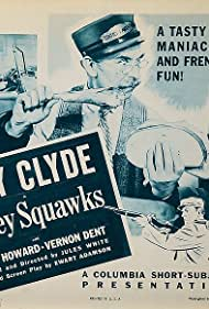 Andy Clyde and Shemp Howard in Money Squawks (1940)