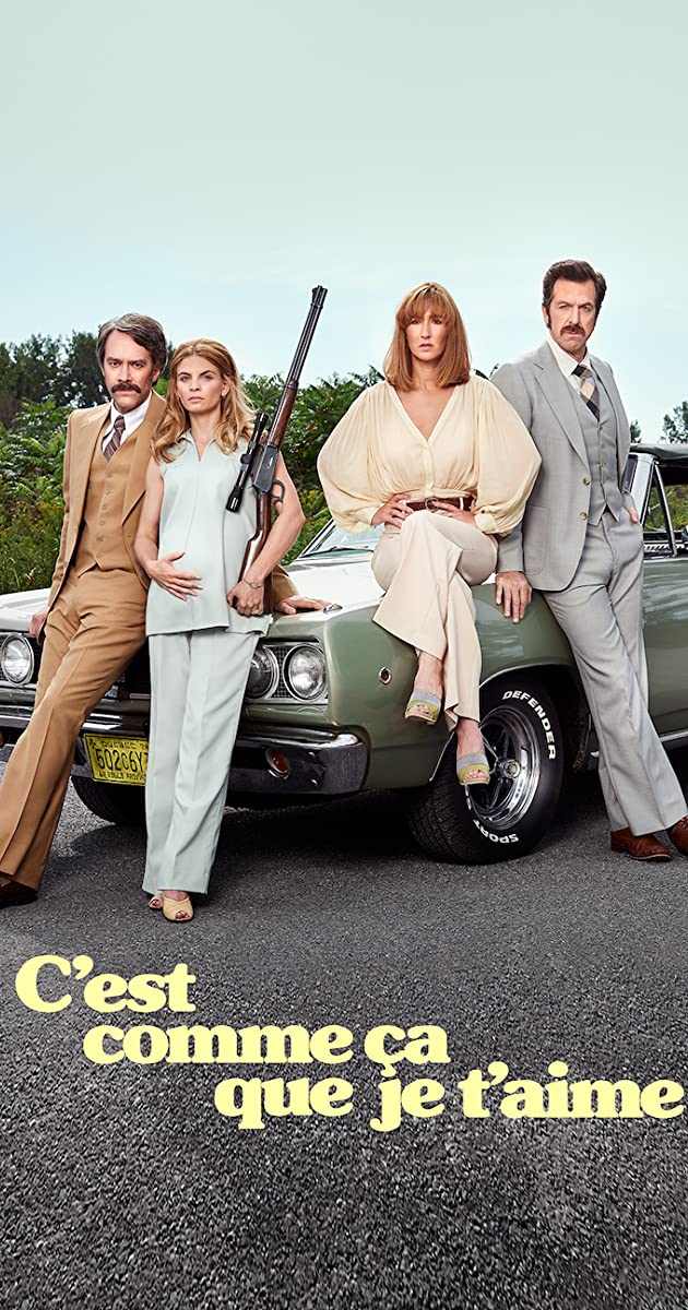 Download C'est comme ça que je t'aime or watch streaming online complete episodes of  Season 1 in HD 720p 1080p using torrent