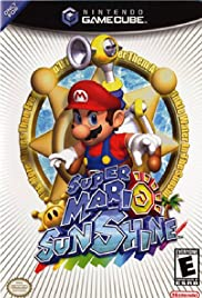 Super Mario Sunshine Poster