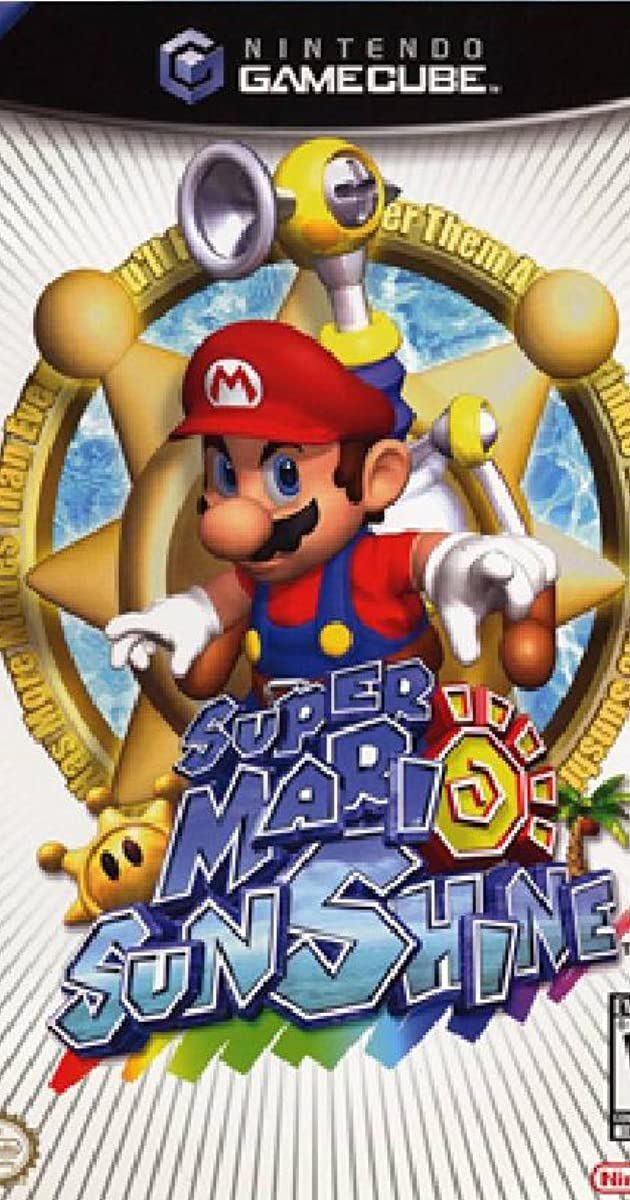 Super Mario Sunshine (Video Game 2002) - IMDb