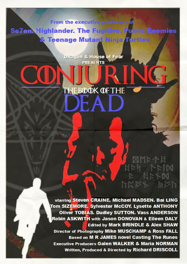 Conjuring: The Book of the Dead hd on soap2day
