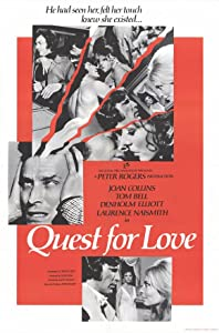 Movie dvdrip free download Quest for Love UK [mpg]
