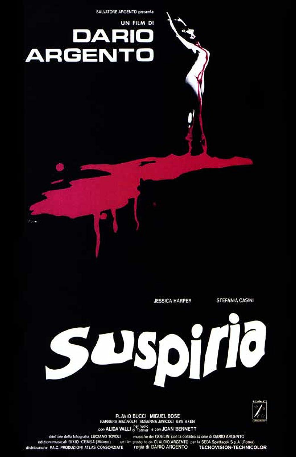 Suspiria (1977) - IMDb