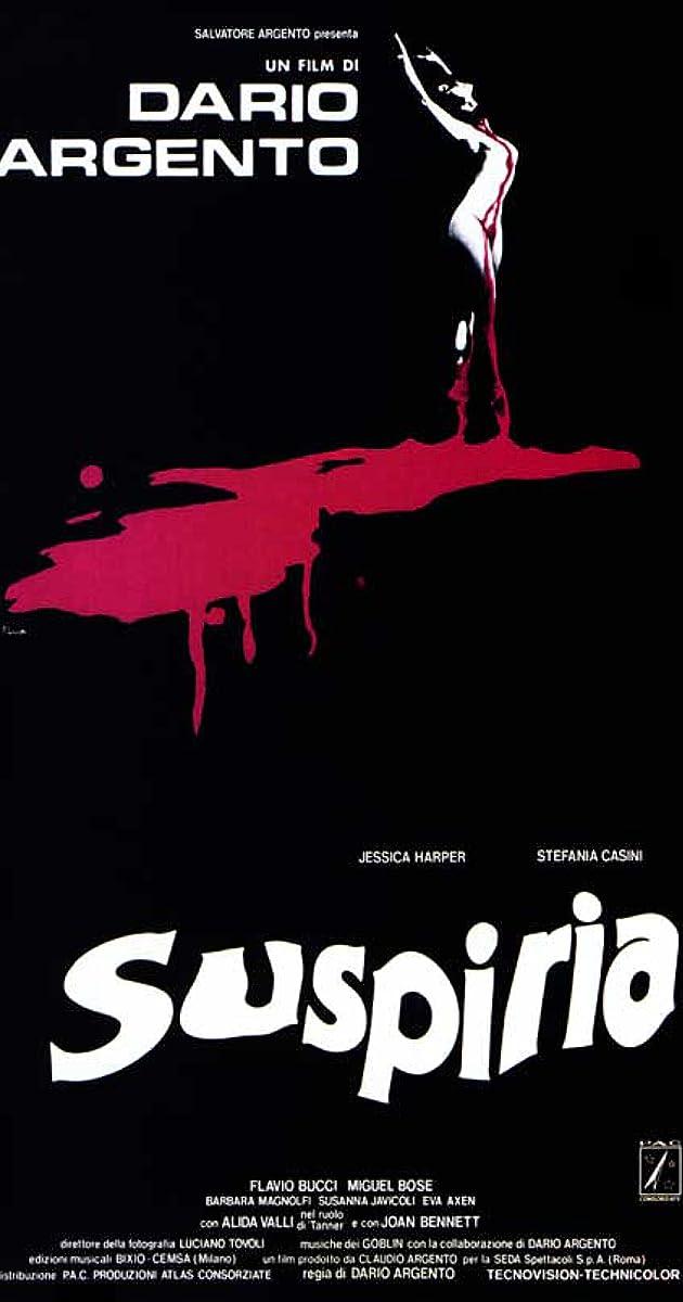 Subtitle of Suspiria
