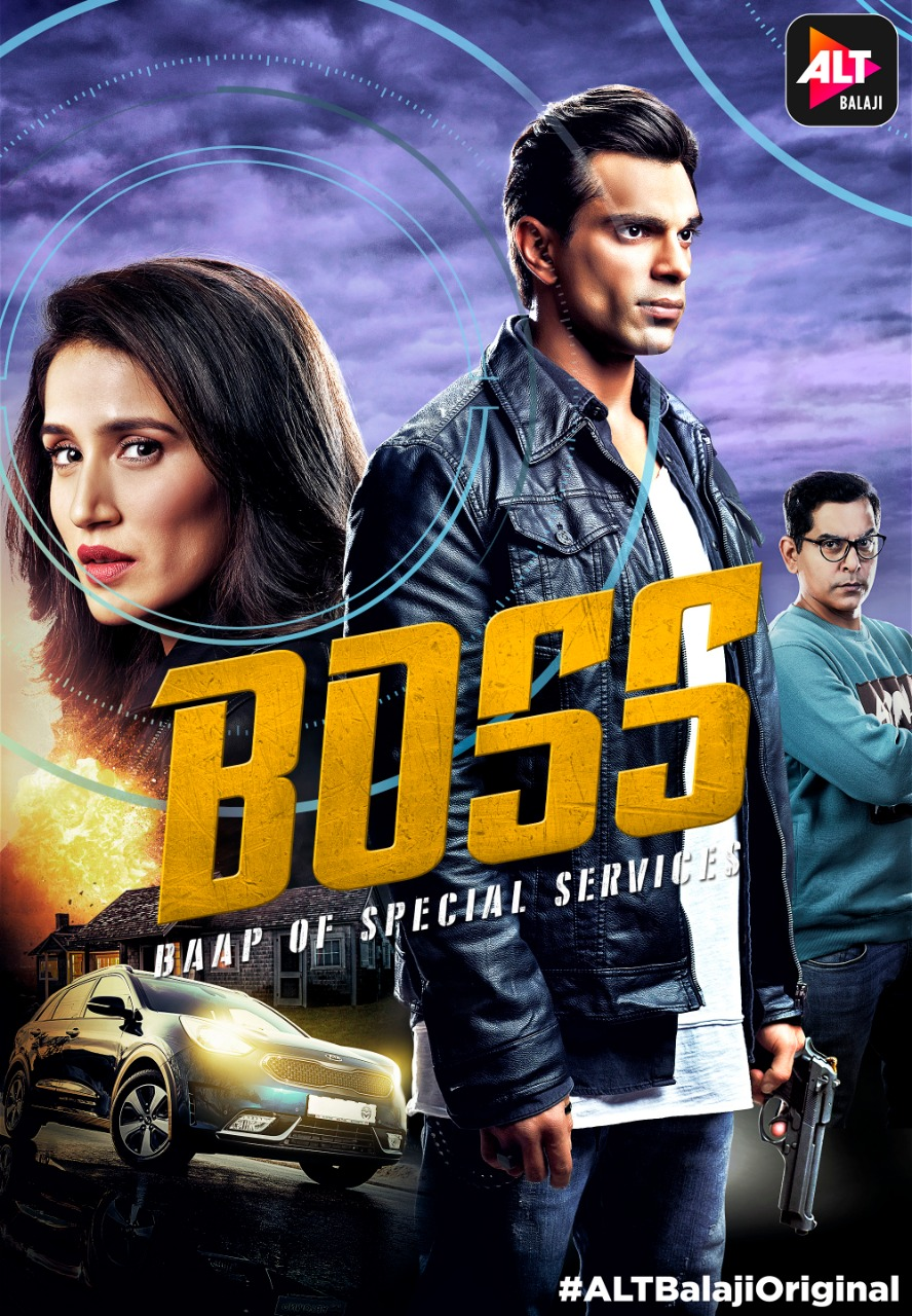 BOSS: Baap of Special Services (2019–) Hindi WEB-DL - 480P   720P - x264 - 600MB   1.3GB - Download & Watch Online  Movie Poster - mlsbd