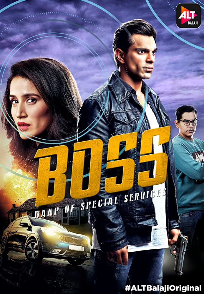 BOSS: Baap of Special Services (2019) S01 (Ep.01-10) Hindi HDRip – 720p Alt Balaji