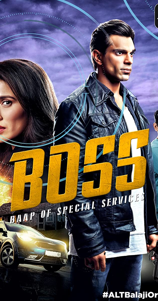 Download BOSS: Baap of Special Services or watch streaming online complete episodes of  Season1 in HD 720p 1080p using torrent