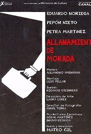 Allanamiento de morada Poster
