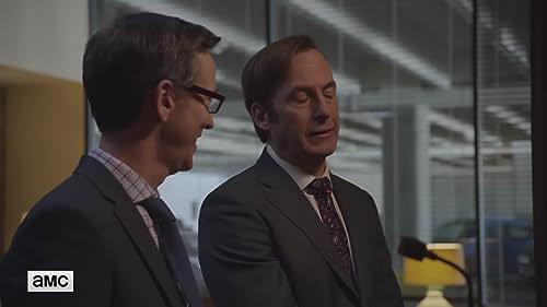 Better Call Saul: Jimmy's Sales Job Interview