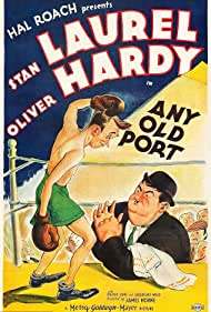 Any Old Port! (1932) Poster - Movie Forum, Cast, Reviews