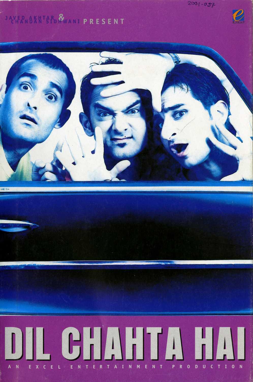 Dil Chahta Hai (2001) - IMDb