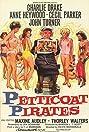 Petticoat Pirates (1961) Poster