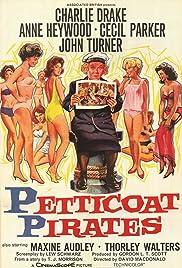 Petticoat Pirates Poster