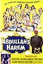 Abdullah's Harem (1955) Poster