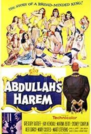 Abdullah's Harem Poster