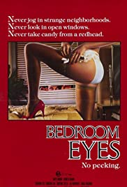 Bedroom Eyes (1984) Poster - Movie Forum, Cast, Reviews