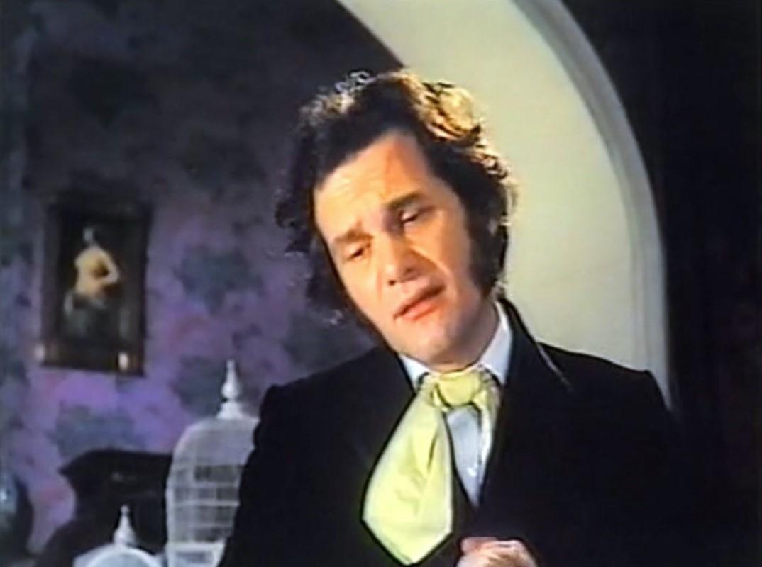 Daniel Massey in The Incredible Sarah (1976)