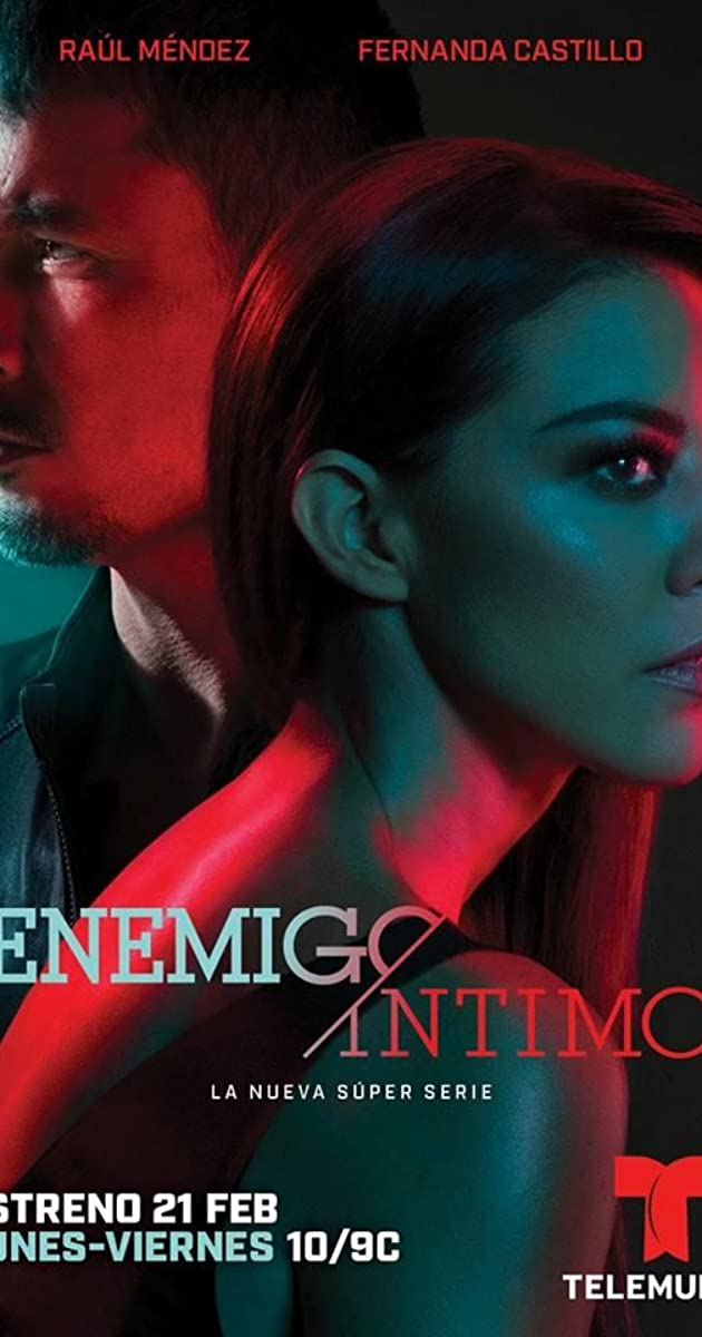 Download Enemigo Íntimo or watch streaming online complete episodes of  Season 2 in HD 720p 1080p using torrent