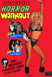 Linnea Quigley's Horror Workout Poster