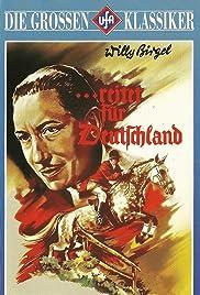 ...reitet für Deutschland Poster