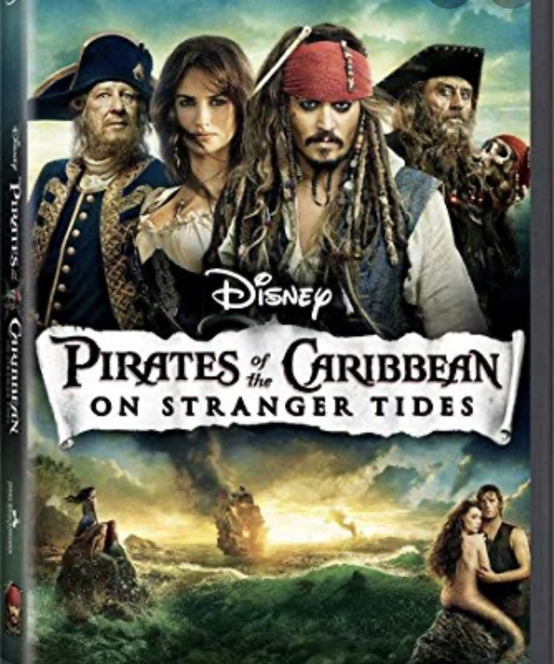 Pirates Of The Caribbean On Stranger Tides 35mm 3d Special 2011 Imdb