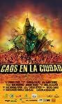 Caos en la ciudad (2012) Poster
