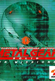 Metal Gear Solid: VR Missions (1999) Poster - Movie Forum, Cast, Reviews