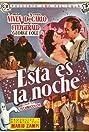 Tonight's the Night (1954) Poster