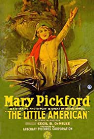 Mary Pickford in The Little American (1917)