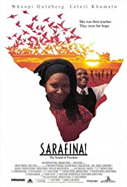 Sarafina! Poster