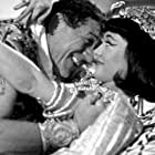 Amanda Barrie and Sidney James in Carry On Cleo (1964)