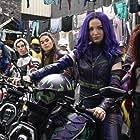 Booboo Stewart, Cameron Boyce, Dove Cameron, Sofia Carson, and Jadah Marie in Descendants 3 (2019)