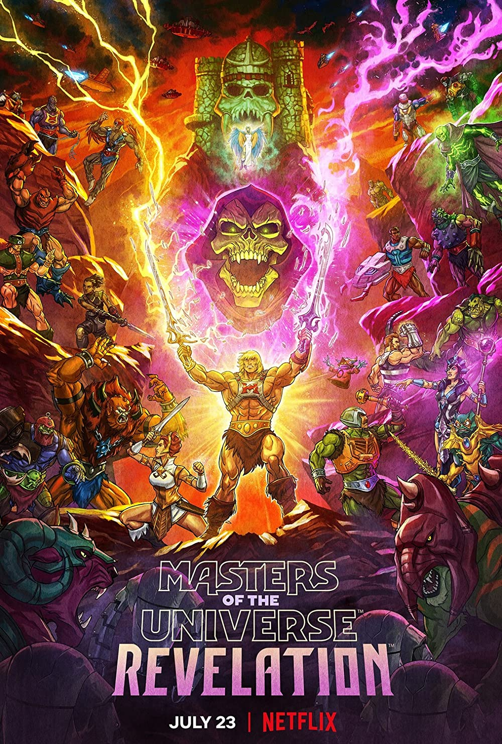 He-Man and the Masters of the Universe 2021 S01 Complete Hindi Dubbed NF Series 480p HDRip 804MB Download