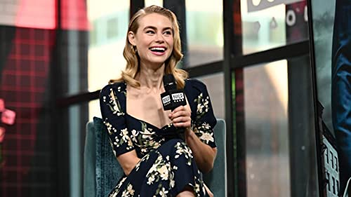 BUILD: What Lucy Fry Learned from Working with Forest Whitaker