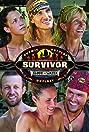 Survivor: Blood vs Water Preview (2013) Poster