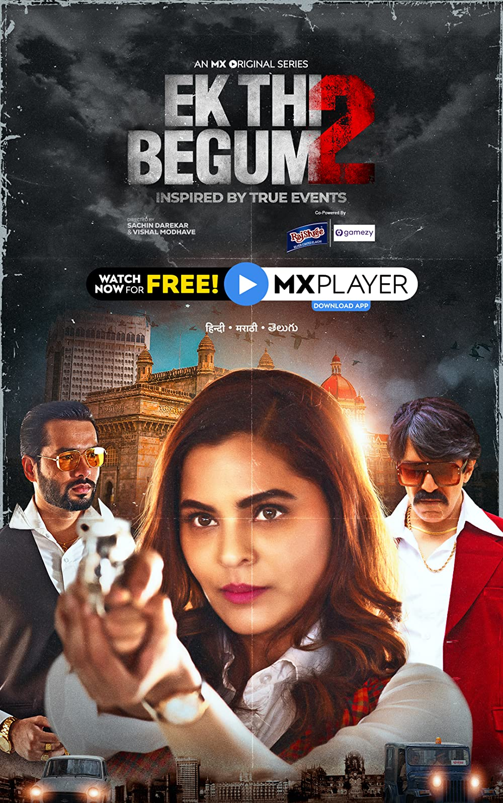 18+ Ek Thi Begum 2021 S02 Hindi MX Original Complete Web Series 720p | 480p HDRip 2.6GB | 1GB Download