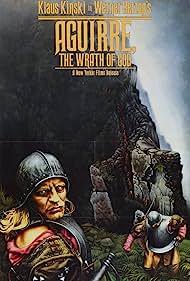 Klaus Kinski in Aguirre, der Zorn Gottes (1972)