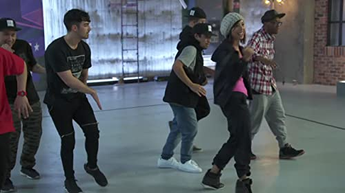 I Can Do That: Jabbawockeez, Christian And Scooby, The Quiddlers