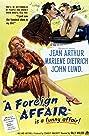 A Foreign Affair (1948) Poster