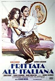 Frittata all'italiana Poster