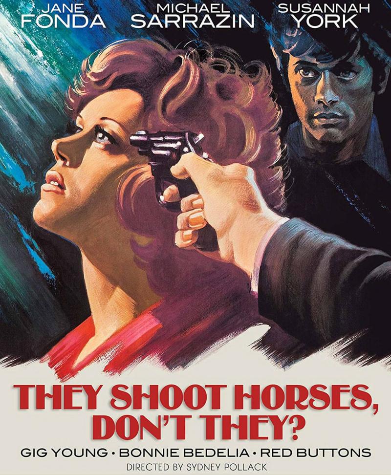 Jane Fonda in They Shoot Horses, Don't They? (1969)